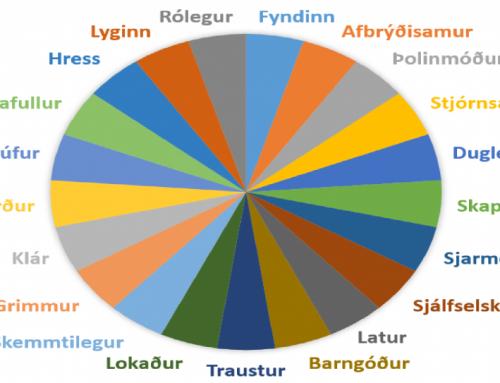 Skýrsla aðgengileg hér – Líðan og upplifun þolenda heimilisofbeldis & persónuleikaeinkenni ofbeldismanna.